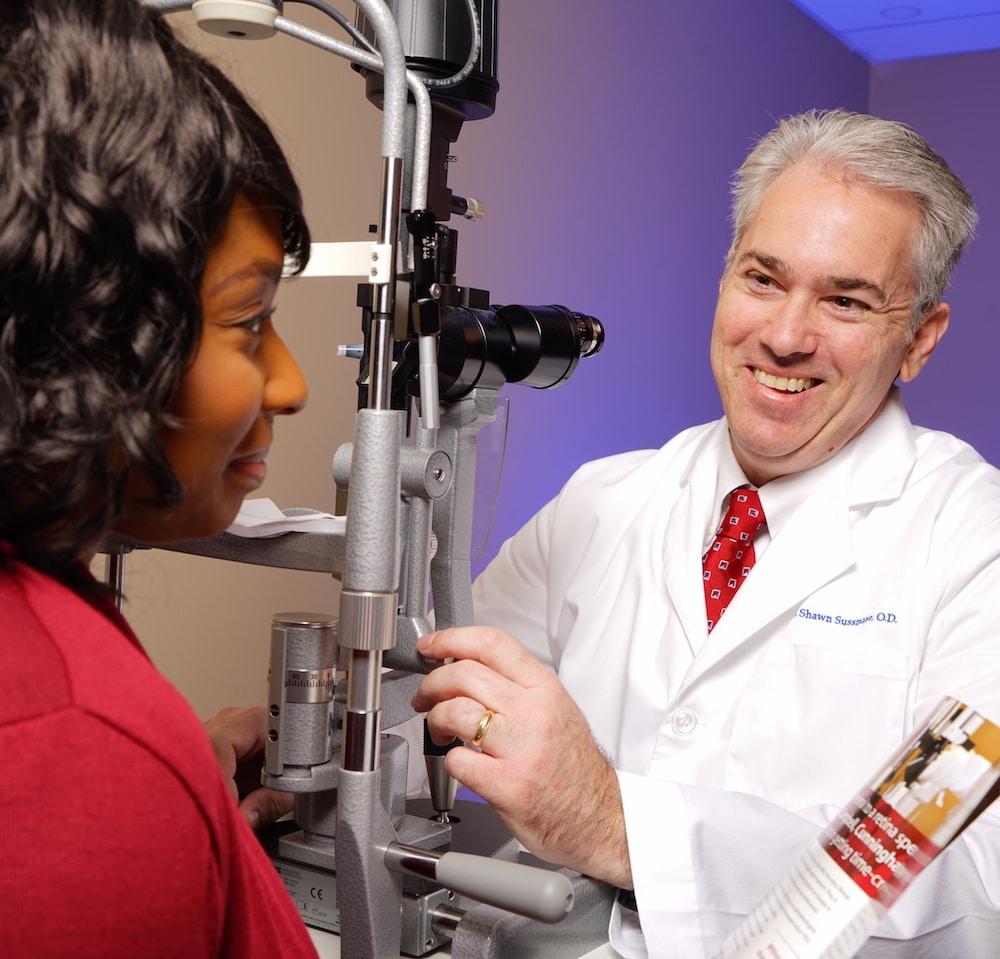 Dr. Shawn Sussmane O.D.