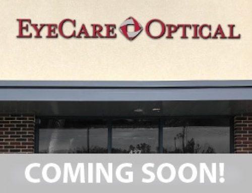 EyeCare Optical Expanding to Oak Ridge